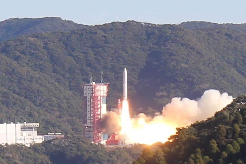 Vietnam's MicroDragon satellite enters space
