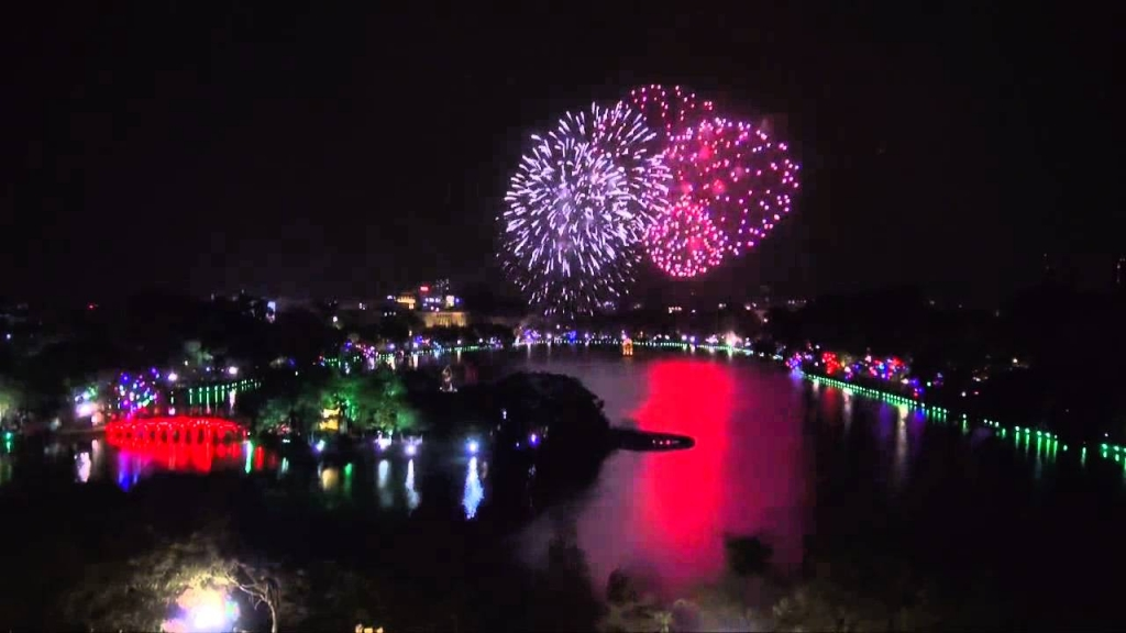 Hanoi: Tet fireworks displays set for 30 locations