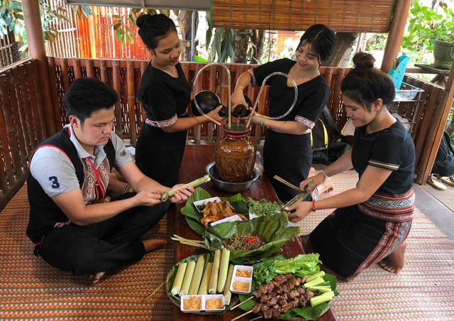 Discovering Central Highlands cuisine in Dak Lak