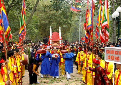 Numerous festivals celebrate lunar New Year