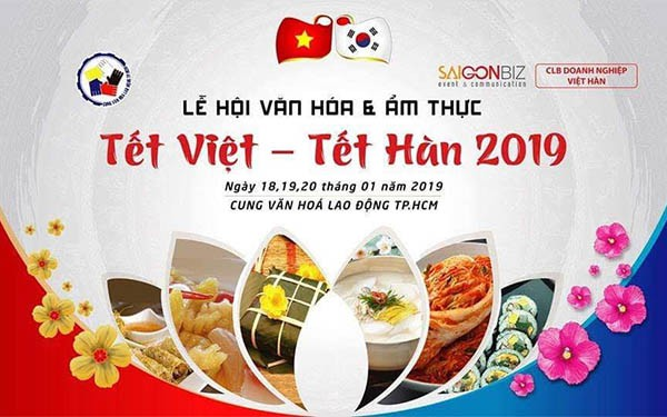 Korea - Vietnam Food and Culture Festival 2019