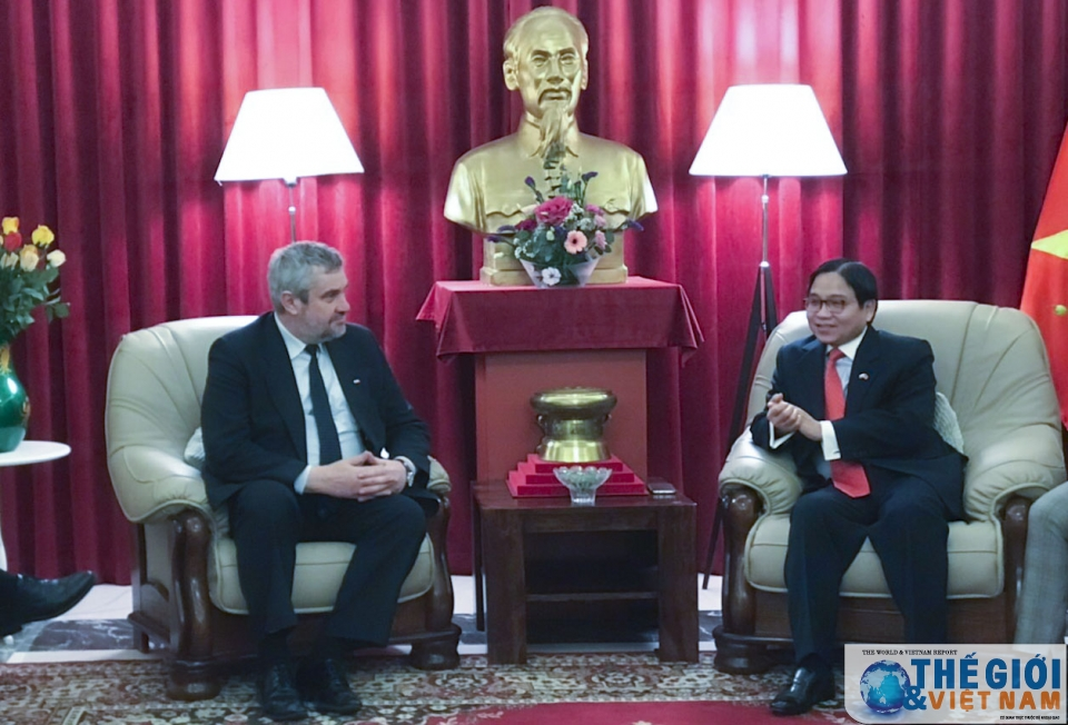 Poland wants to import Vietnam's agricultural products