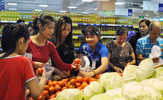 Hanoi's price index rises 0.22% in first month of 2019