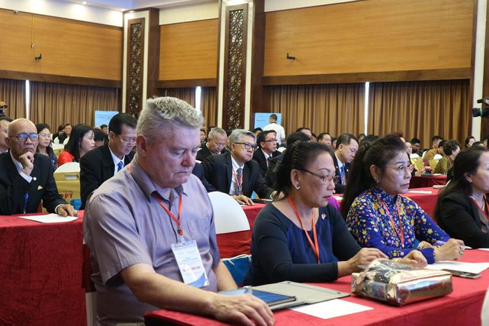 Promoting overseas Vietnamese resource - a highlight in 2018