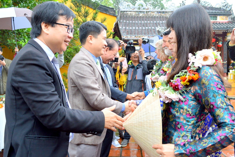 Hoi An, Da Nang greets first foreign travelers in 2019