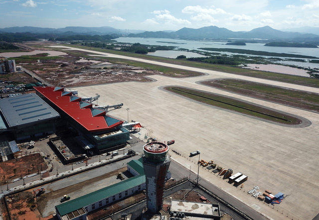 Van Don Airport is gateway to Ha Long Bay: Asian news
