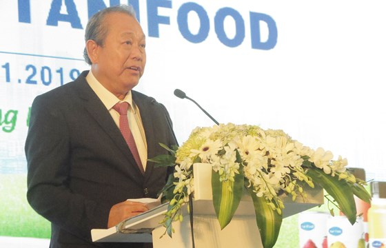Agricultural product processing plant opens in Tay Ninh