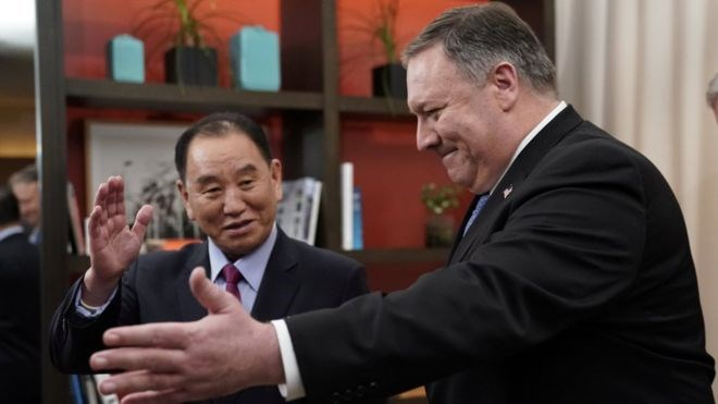 2nd US - DPRK summit set for late February 2019