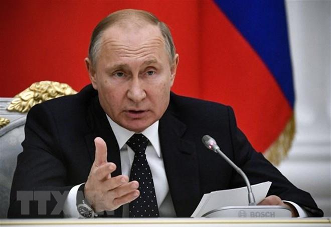 Russian President Vladimir Putin to visit Japan in June
