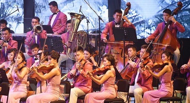 DPRK art troupe to perform in China