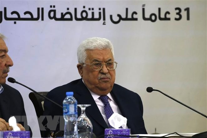 Palestine takes over as Chair of G77 and China