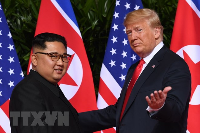 US President looks forward to meeting Kim Jong-un for 2nd time