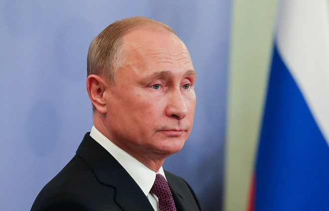 Russian President begins visit to Serbia