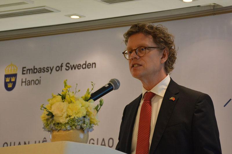 Sweden - a trusted partner of Vietnam