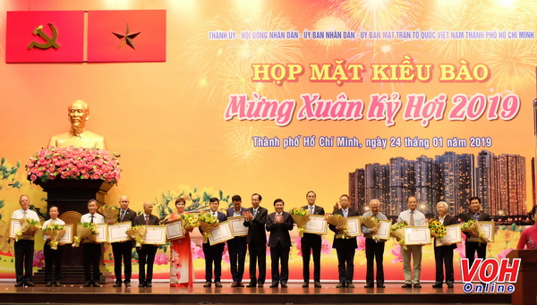 Ho Chi Minh city meets overseas Vietnamese on Lunar New Year of Pig
