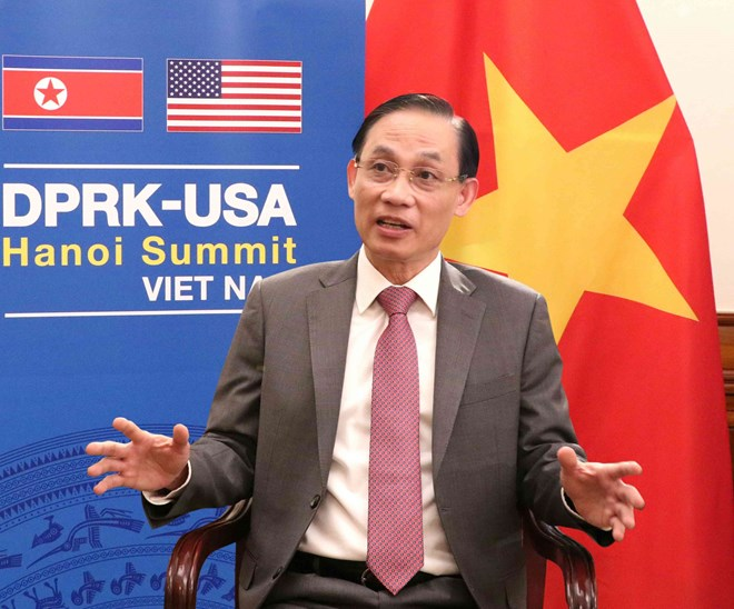 Preparations for DPRK - US Summit on schedule: Deputy FM