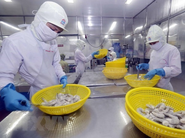 Shrimp export expected to top USD4 billion in 2019
