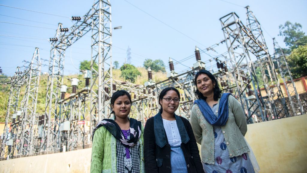 ADB promotes women in South Asia energy industry