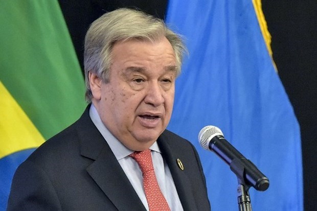 UN Secretary General hopes for concrete denuclearisation from summit