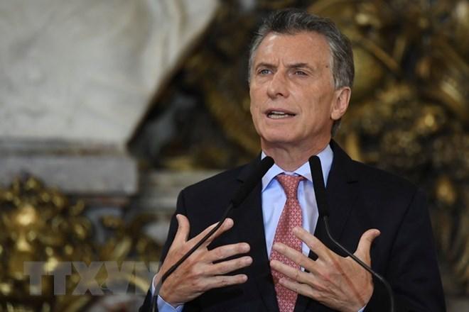 Argentine President to visit Vietnam next week