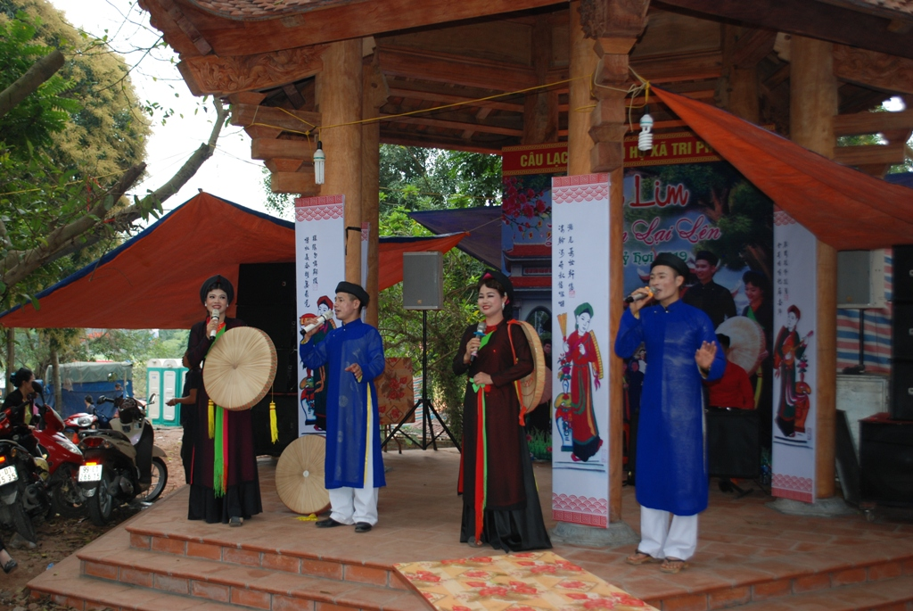 Lim festival 2019 opens in Bac Ninh province