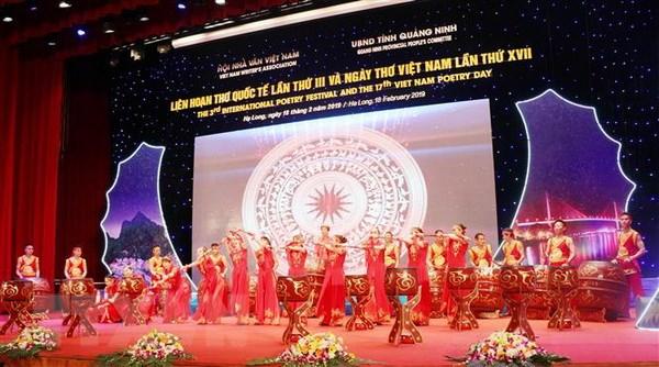 200 writers, poets and translators attend Ha Long International Poetry Night