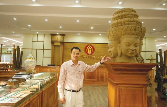 Aspiration to make Vietnamese agarwood into global brand