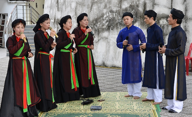 Bac Giang culture introduced at Vietnam Museum of Ethnology