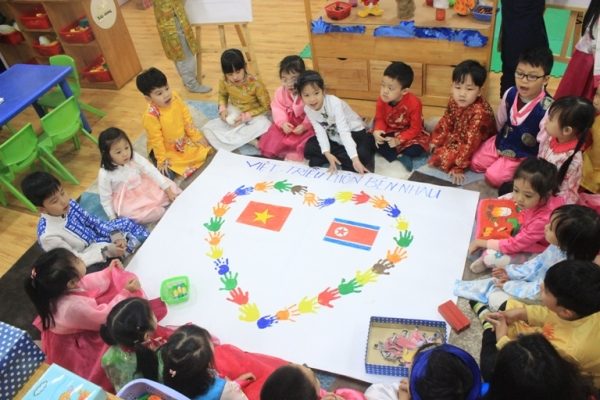 School symbolizes friendship between people of Vietnam and DPRK