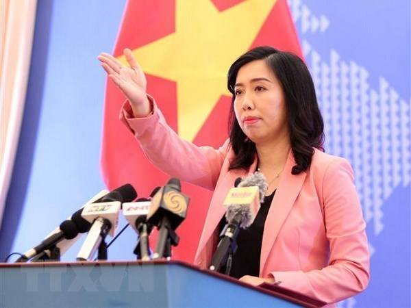 Vietnam asks countries to respect and implement law on territorial waters