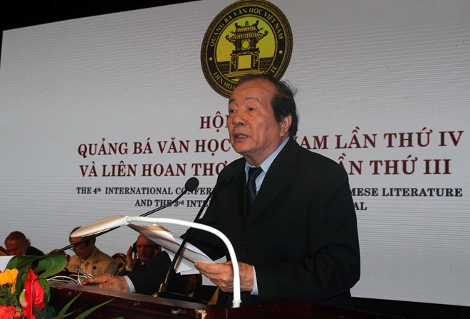 Conference and festival promote Vietnamese literature, poetry