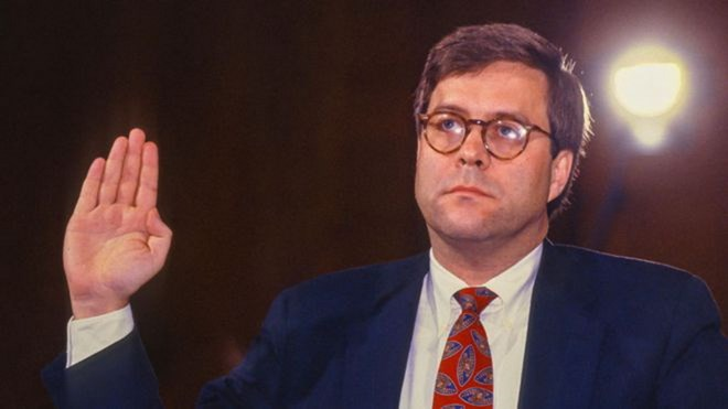 William Barr sworn in as Attorney General