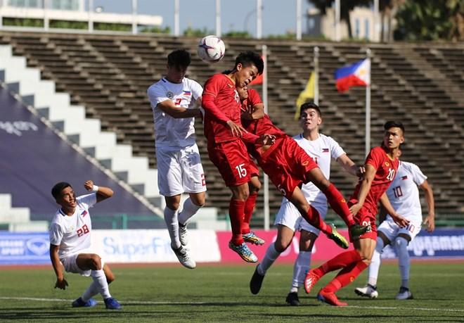 Vietnam aim for SEA Games gold