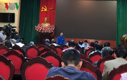 Hanoi Youth Union meets young followers of Uncle Ho's example