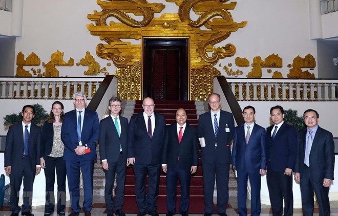 Vietnam looks to expand cooperation with Germany