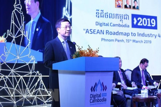 Minister highlights Vietnam's contributions to ASEAN in Industry 4.0