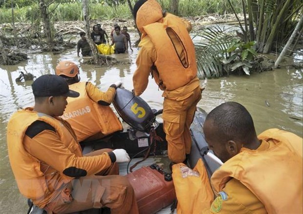 Indonesia issues emergency state due to serious floods in Papua