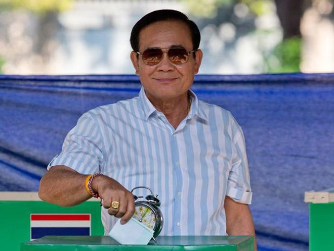 Thailand election: ruling party leads with 7 million votes as of March 24th