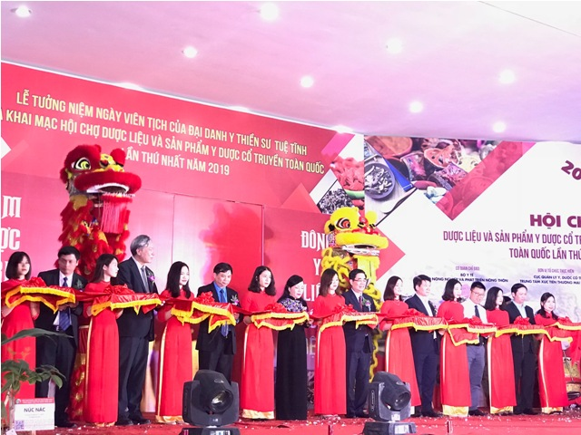 Traditional medicine introduced in Hanoi