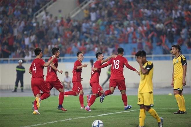 Vietnam has good start at 2020 AFC U23 Championship