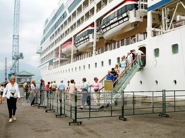 Thua Thien-Hue: 40 cruisers to anchor in Chan May Port in 2019