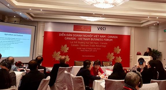 Vietnam, Canada enhance trade exchange