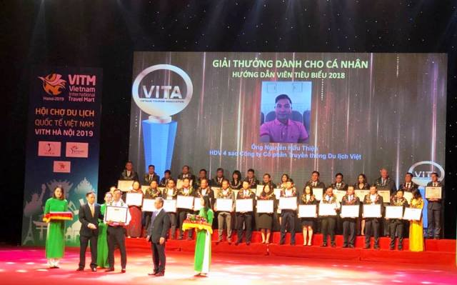 Over 260 outstanding tourism businesses and individuals honored