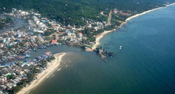 Cambodia surveys sea tourism route in Phu Quoc