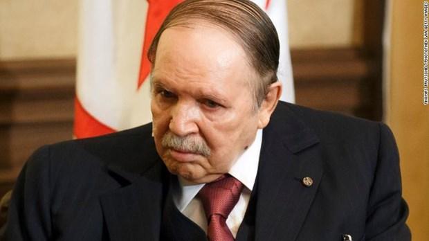 Algerian President names new Prime Minister