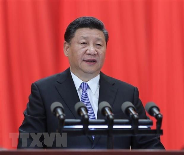 Chinese President Xi Jin-ping visits European countries