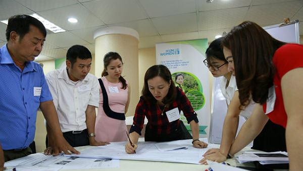 USD850,000 in support of Vietnamese women in climate change adaptation