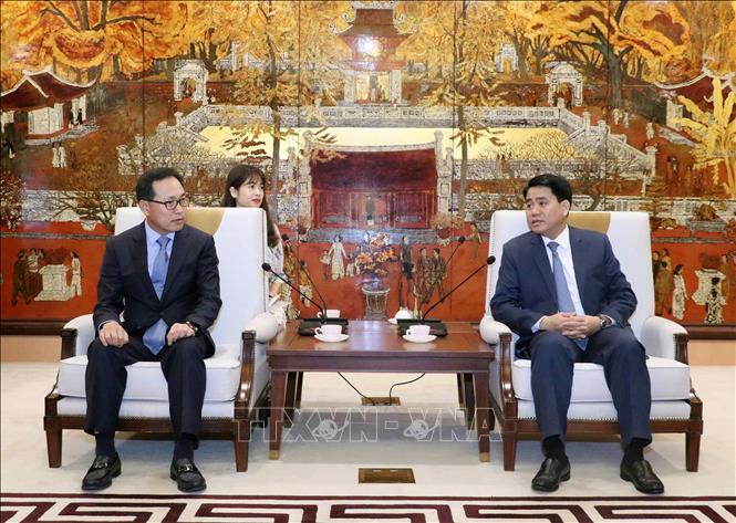 Hanoi creates favourable conditions for Samsung