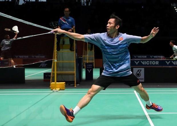 Nguyen Tien Minh wins Asian badminton bronze