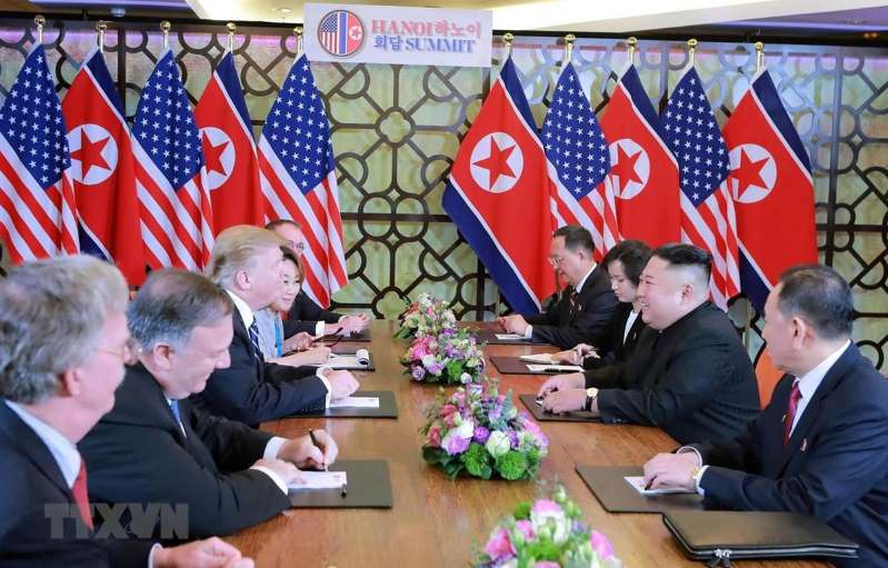 US - DPRK talks could resume in May or June